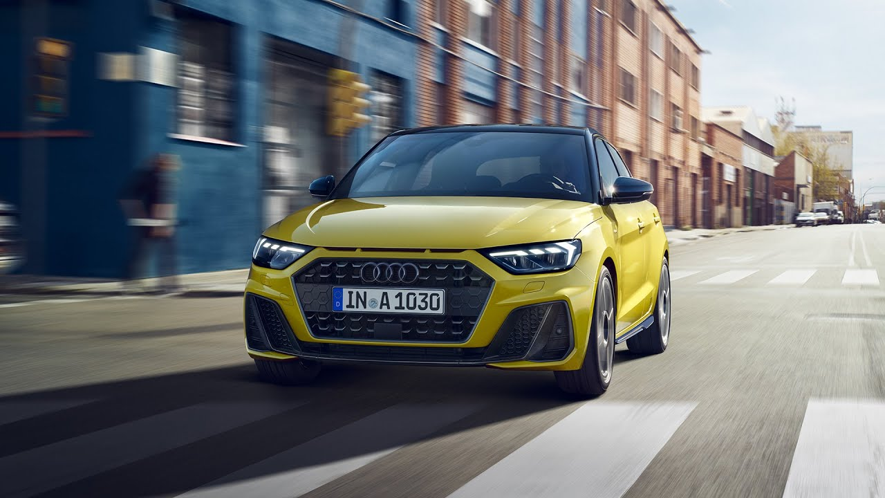 Audi A1 Sportback Tfsi 40 Das Multitalent Autopraxistest De