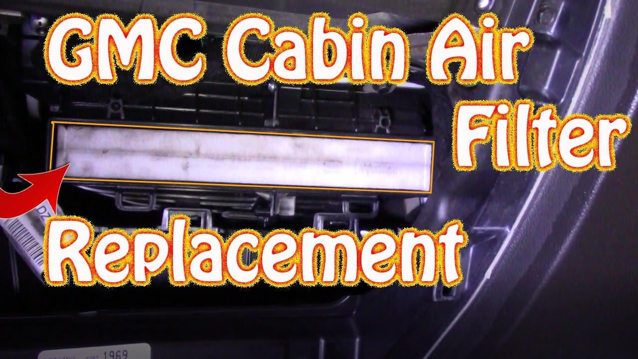 95 2007 Chevrolet Suburban 1500 Cabin Air Filter