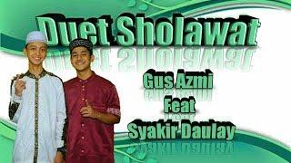GUS AZMI feat SYAKIR DAULAY - versi JARAN GOYANG
