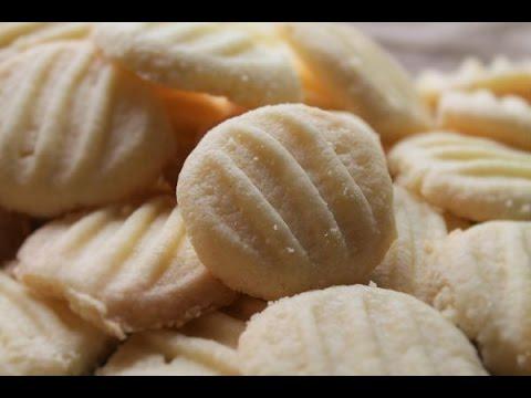 Einfache Gabelplätzchen backen    Fork Cookies (Recipe)    [ENG SUBS]