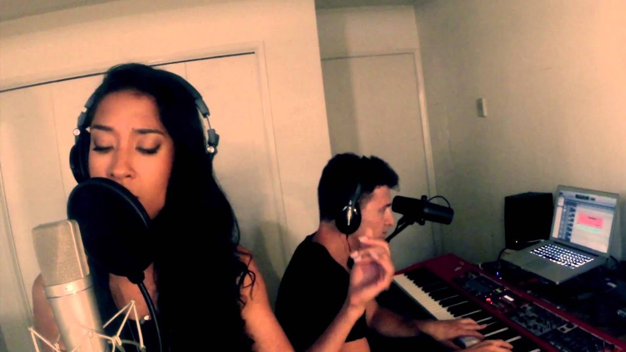 Sia - Chandelier (Live cover by Nadia Christine Duggin and Eric ...