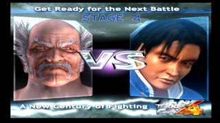 Tekken 4 - Time Attack - Heihachi thumbnail