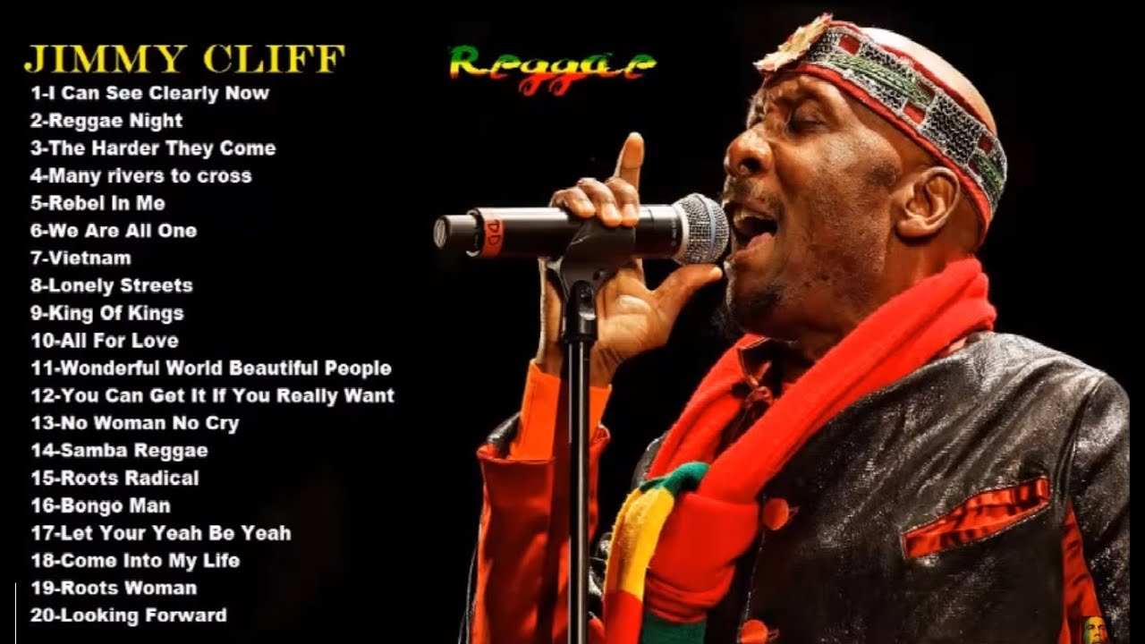 Jimmy Cliff As 20 Melhores Musicas Youtube