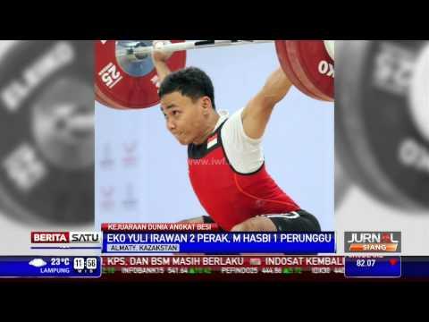 Indonesia Raih Medali di Kejuaraan Dunia Angkat Besi Mp3