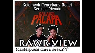 RAWRVIEW || Album Galaksi Palapa dari Kelompok Penerbang Roket || ( Earphone Recommend )