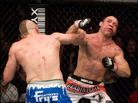 I was amazed that Silva was still on his feet after some of these exchanges