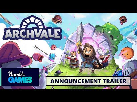 Archvale | Announcement Trailer