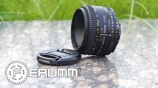 Огляд об'єктива AF Nikkor 50mm f/1.8 D. Скло AF Nikkor 50mm f/1.8 D в реальному житті від FERUMM.COM