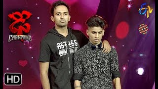 Piyush Performance | Dhee Champions | 13th November 2019 | ETV Telugu