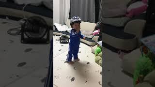 26개월 라미의 크레용팝 댄스