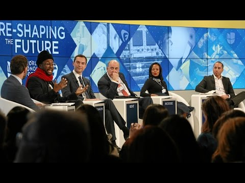 Davos 2016 - The 21st-Century Dream
