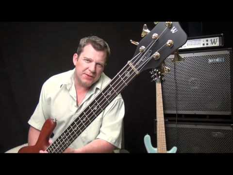 Warwick Product Specialist Andy Irvine -Demo- Streamer Stage 2