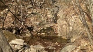鶏龍山(ケリョンサン 계룡산/845m) 東鶴寺~観音峰~三仏峰 周回