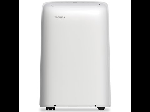 Toshiba Portable Air Conditioner Review RAC-PD1011CRU