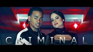 Natti Natasha x Ozuna - Criminal ( Official Audio) Letra thumbnail