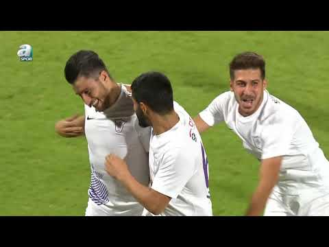 Şanlıurfaspor 0-1 Yomraspor | Maç Özeti HD | a spor