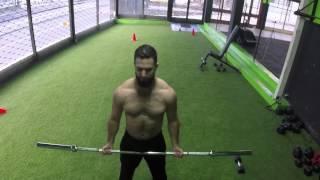 El mejor ejercicio para desarrollar los Biceps