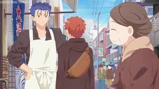 Emiya san Chi no Kyou no Gohan  Lancer Works as A Part Timer