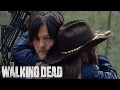 Daryl Hears about Michonne   The Walking Dead Talked About Scene: Season 10, Episode 15