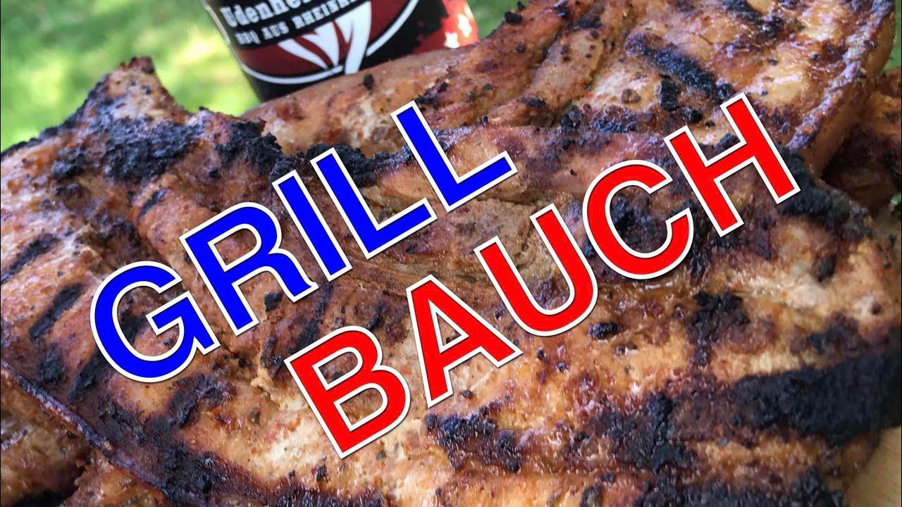 Aldi Holzkohlegrill York : Bier marinierter schweinebauch vom grill klaus grillt youtube