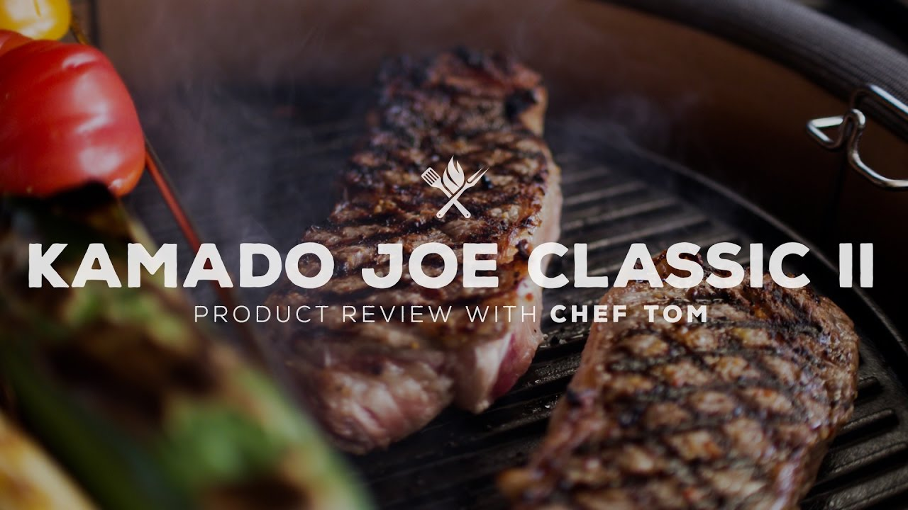 Kamado Joe Classic II | Product Roundup by All Things Barbecue