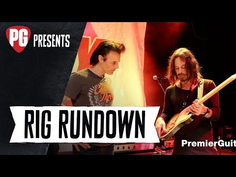 Rig Rundown - The Winery Dogs