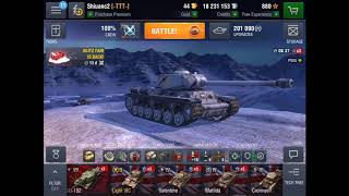 WoT Blitz | Winter Fair Ep 1 | New Gift Tank + Glacial 112 Aced!