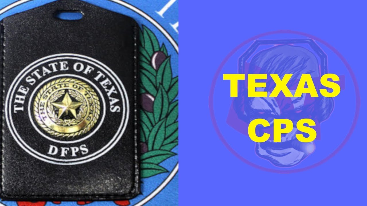 Texas Cps and Fourth Amendment - YouTube