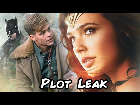 Wonder Woman ENTIRE Plot Leak & Breakdown