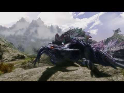 Skyrim Mod: Diverse Dragons Collection - YouTube