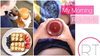 Mommy Morning Routine + Recipes We LOVE