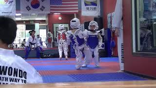 Maddox karate fight 2
