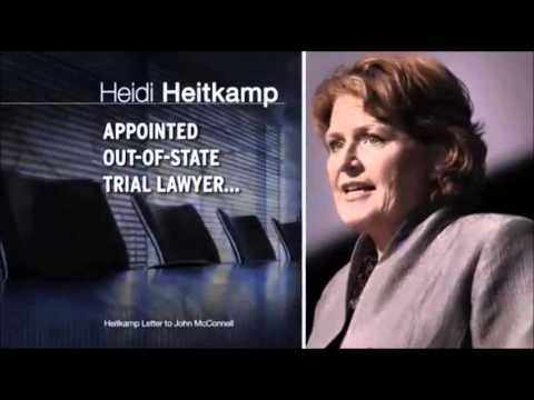 Heidi Heitkamp Wins Senate Seat