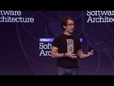 """The Makings of a Modern Application Architecture"" - Sam Ramji Keynote"