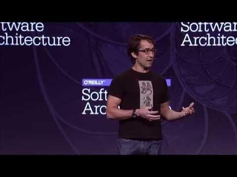 """The Makings of a Modern Application Architecture"" - Sam Ramji Keynote"