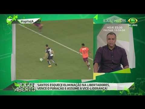 Denilson: Bruno Henrique é O Melhor Jogador Do Santos
