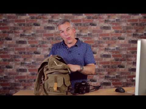 TARION Canvas Digital Camera Backpack - Part 2