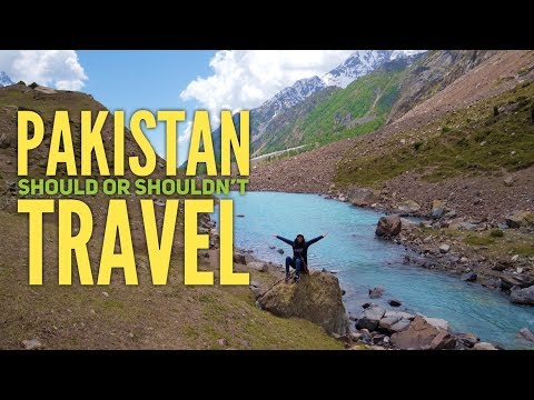 Travel in Pakistan #Vanlife