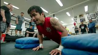 Special tribute for the champ Manny Pacquiao