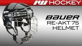 Bauer RE-AKT 75 Helmet Review