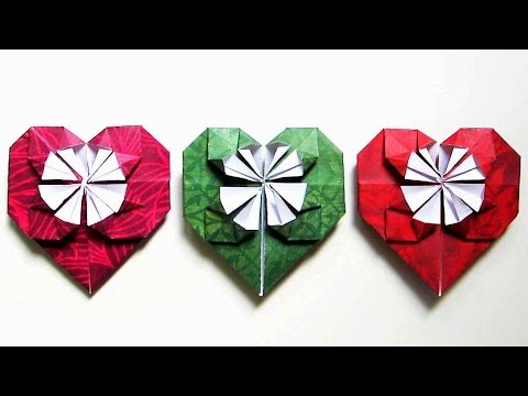 Origami Heart Instructions Learn How To Fold Paper Hearts In 6