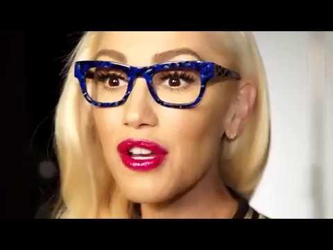 c1c7a4e987 Gwen Stefani Launches Gx Eyewear Line for Kids - YouTube