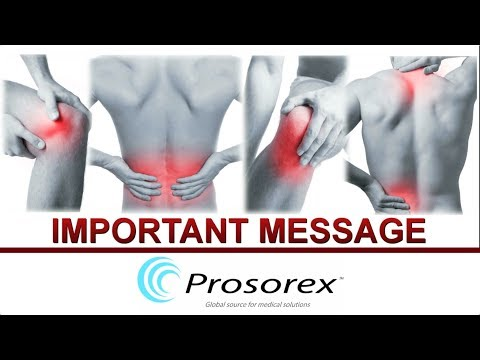 Prosorex Orthopedic Braces Video