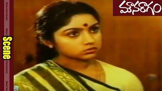 Revathi Emotional Sccene    Mouna Raagam Movie    Mohan, Revathi, Karthik    MovieTimeCinema