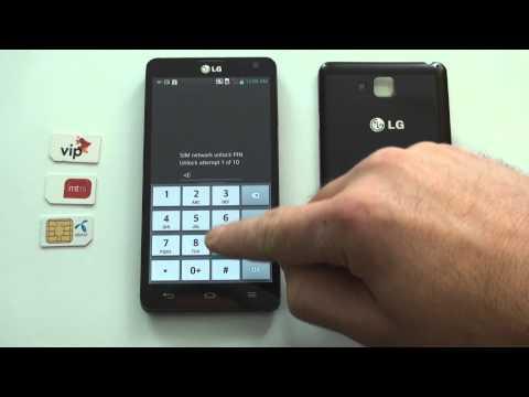 LG Optimus L9 II D605 dekodiranje pomoću koda