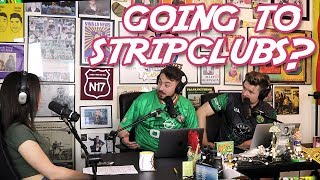 Would You Mind Your Partner Visiting Strip Clubs The 2 Johnnies Podcast