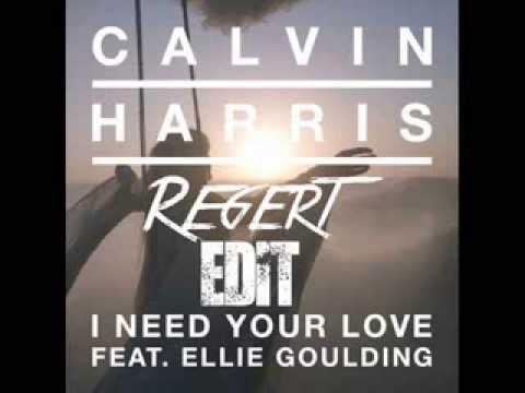 Calvin Harris I Need Your Love Regert Gugallja Edit *FreeDownload*