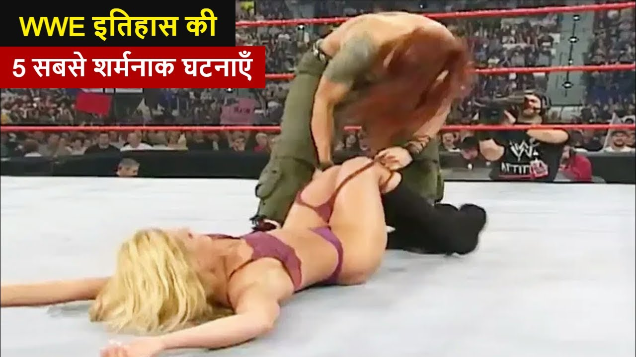 Download Top 5 OMG Moment in WWE
