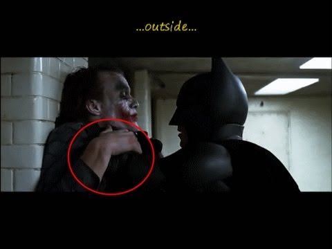 Great Movie Mistakes: THE DARK KNIGHT (2008)
