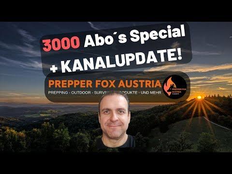 3000 Abo Special Kanalupdate + Ich brauche Hilfe!!
